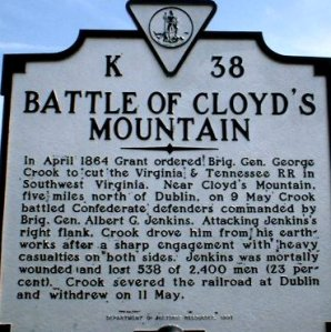 Battle of Cloyds Mountatin