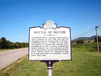 Battle of Milton