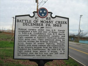 Battle of Mossy Creek