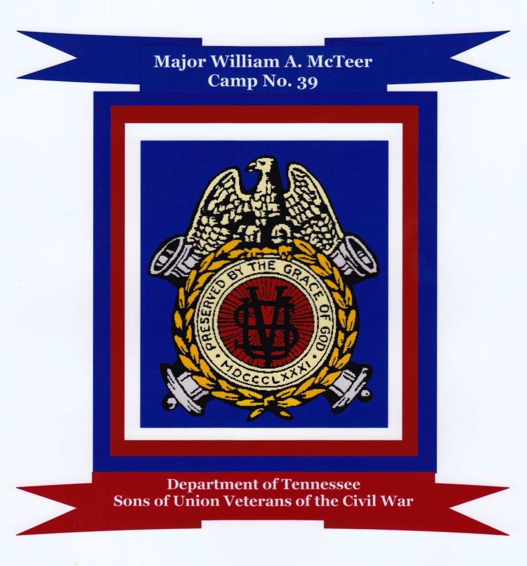Major william a mcteer camp no 39 suvcw biocorpaavc Choice Image