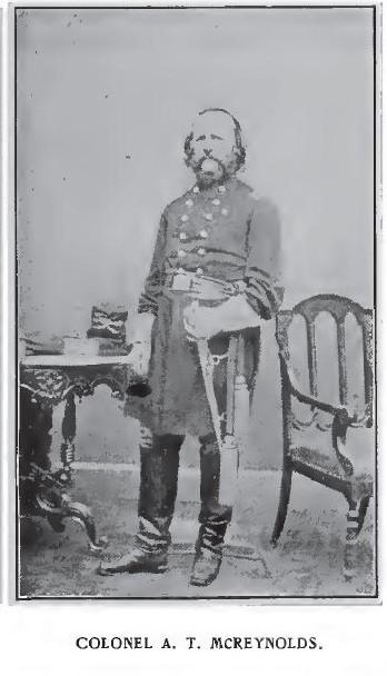 Colonel McReynolds