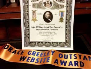 Horace Greeley Award