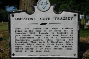 Limestone Cove Tragedy