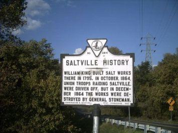 Saltville History